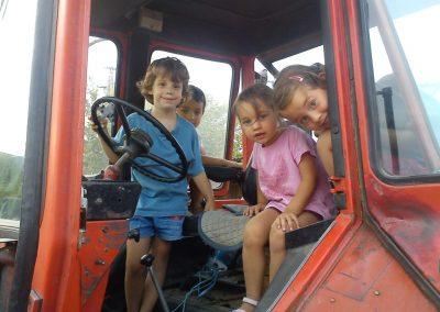 Traktorozás